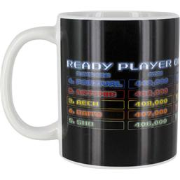 Ready Player One: Ready Player One Mug Gregarious Games