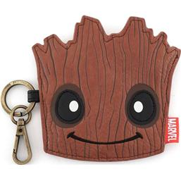 Guardians of the Galaxy: Marvel by Loungefly Coin Bag Groot (Guardians of the Galaxy)