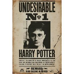 Undesirable Number 1 Plakat