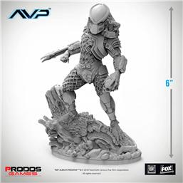 Predator: AvP The Hunt Begins Tabletop Game Statue Predator Jungle Hunter
