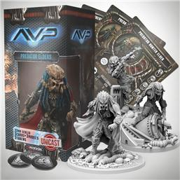 Predator: AvP Tabletop Game The Hunt Begins Expansion Pack Predator Elders
