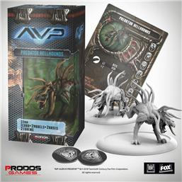 Predator: AvP Tabletop Game The Hunt Begins Expansion Pack Predator Hellhounds
