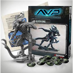 Predator: AvP Tabletop Game The Hunt Begins Expansion Pack Alien King