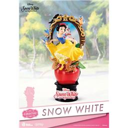Disney: Snow White and the Seven Dwarfs D-Select PVC Diorama 15 cm