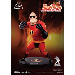 Incredibles: The Incredibles 2 Master Craft Statue 1/4 Mr. Incredible 45 cm