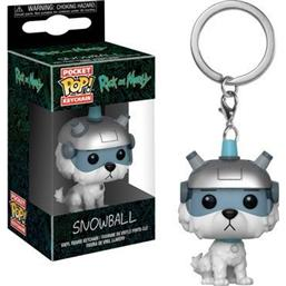 Snowball Pocket POP! Vinyl Nøglering