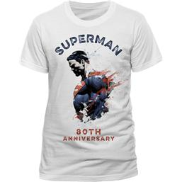 Superman T-Shirt 80th Anniversary