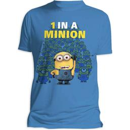 Grusomme Mig: 1 In A Minion t-shirt