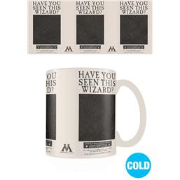Harry Potter: Harry Potter Heat Change Mug Wanted Sirius Black