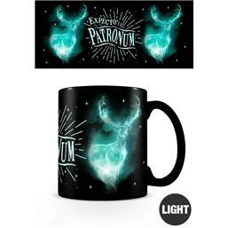 Harry Potter: Harry Potter Glow In The Dark Mug Expecto Patronum
