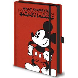 Diverse: Mickey Mouse Premium Notebook A5 Pose