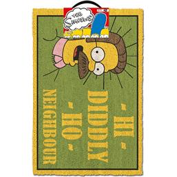 Simpsons: Simpsons Doormat Hi Diddly Ho Neighbour 40 x 60 cm