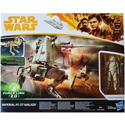 Star Wars: Star Wars Solo Force Link 2.0 Class B Vehicle with Figure 2018 Imperial AT-DT Walker