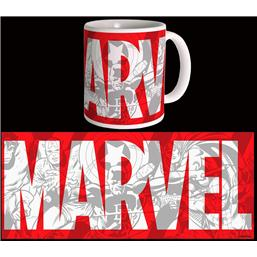 Marvel: Marvel Comics Mug Big Logo