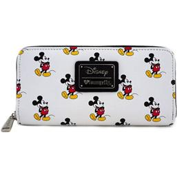 Disney by Loungefly Wallet Classic Mickey AOP