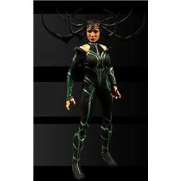 Thor Ragnarok Action Figure 1/12 Hela One:12 15 cm