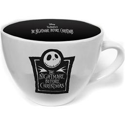 Nightmare before Christmas Cappuccino Mug Jack