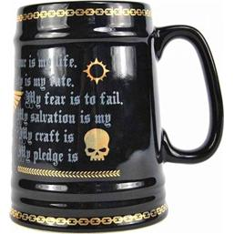 Warhammer Large Tankard Mug Pledge