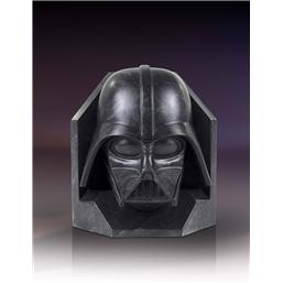Star Wars: Star Wars Stonework Faux Marble Bookend Darth Vader 26 cm