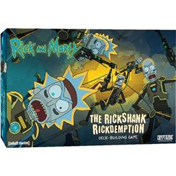 Rick and Morty: Rick and Morty Deck-Building Game Close The Rickshank Rickdemption *English Version*