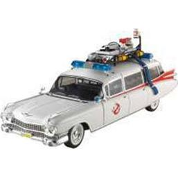 Ghostbusters: Ghostbusters Diecast Model 1/24 1959 Cadillac Ecto-1
