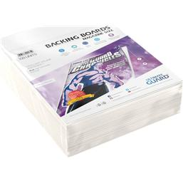 Diverse: Magazine Size Comic Backing Boards 100-Pack