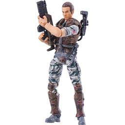 Alien: Aliens Colonial Marines Action Figure 1/18 Hicks 10 cm