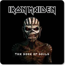 Iron Maiden: Iron Maiden Coaster Pack The Book of Souls set of 6