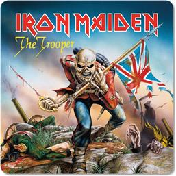 Iron Maiden: Iron Maiden Coaster Pack The Trooper 6-Pack