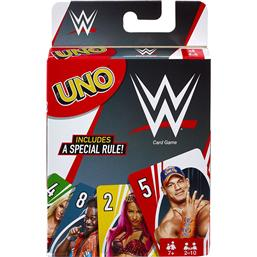 WWE: WWE UNO Card Game *English Version*