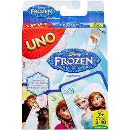 Frost: Frozen UNO Card Game *English Version*