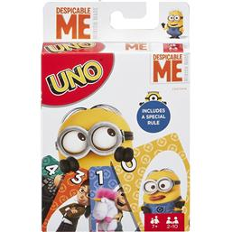 Grusomme Mig: Despicable Me UNO Card Game *English Version*