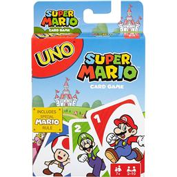 Super Mario Bros.: Super Mario Bros. UNO Card Game *English Version*