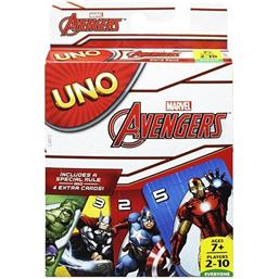 Avengers: Marvel Avengers UNO Card Game *English Version*