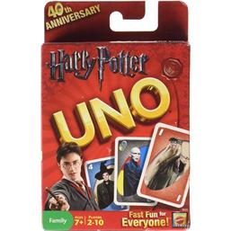 Harry Potter: Harry Potter UNO Card Game *English Version*