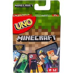 Minecraft: Minecraft UNO Card Game *English Version*