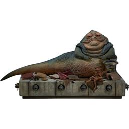 Jabba the Hutt & Throne Deluxe Action Figure 1/6 34 cm