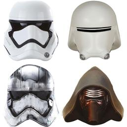 Star Wars: Star Wars Fridge Magnets Captain Phasma, Kylo Ren, Stormtrooper, Snowtrooper