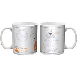 Star Wars XL Mug BB-8 Print