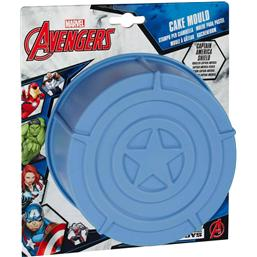 Marvel: Captain America Silikone Bageform