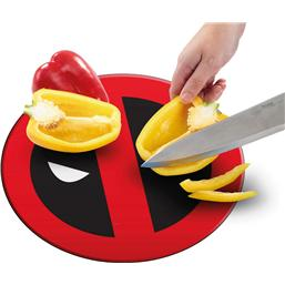 Deadpool: Marvel Cutting Board Deadpool Icon
