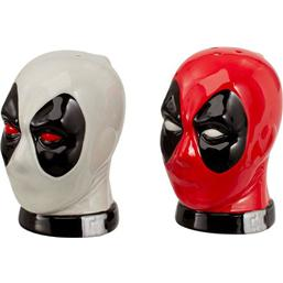Deadpool: Marvel Comics POP! Home Salt and Pepper Shakers Deadpool Figural Head