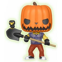 Pumpkin Head GITD POP! Games Vinyl Figur (#266)