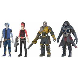 Ready Player One: Ready Player One Action Figures 4-Pack 10 cm
