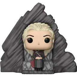 Daenerys on Dragonstone Throne POP! Television Vinyl Figur (#63)