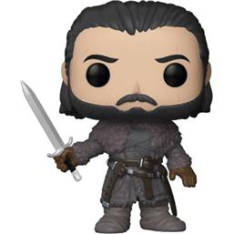 Jon Snow (Beyond the Wall) POP! Television Vinyl Figur (#61)