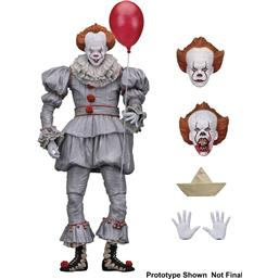 It: Stephen King's It 2017 Action Figure Ultimate Pennywise 18 cm