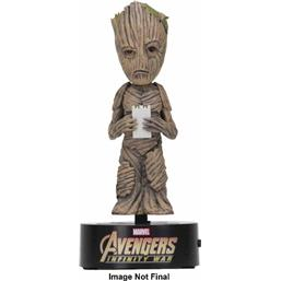 Avengers Infinity War Body Knocker Bobble-Figure Groot 16 cm