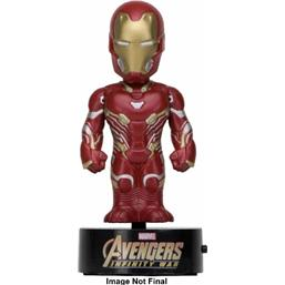 Avengers: Avengers Infinity War Body Knocker Bobble-Figure Iron Man 16 cm