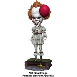 It: Stephen King's It 2017 Head Knocker Bobble-Head Pennywise 20 cm